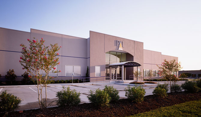 PAL Plant in Houston, Texas USA