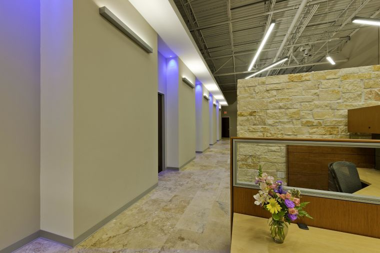 Paladia Perimeter Lighting Associates Office 1 1