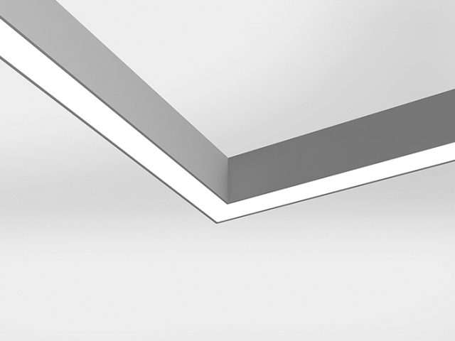 Microlinea Series 2 Direct 90 degree Lit Corner