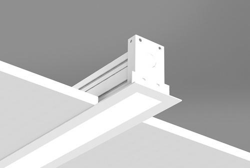 Microlinea Recessed Series 2 with Overlap Flange