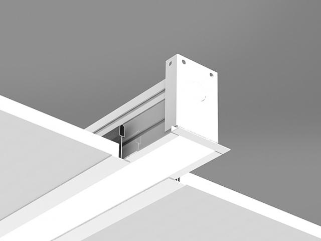 Microlinea Recessed Series 2 - Flush Tile Ceiling