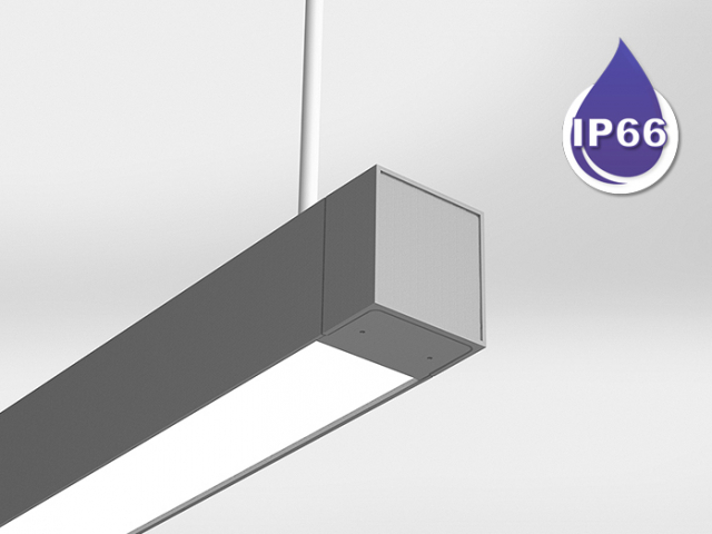 Microlinea Series 3 Wet Location Suspended - Direct