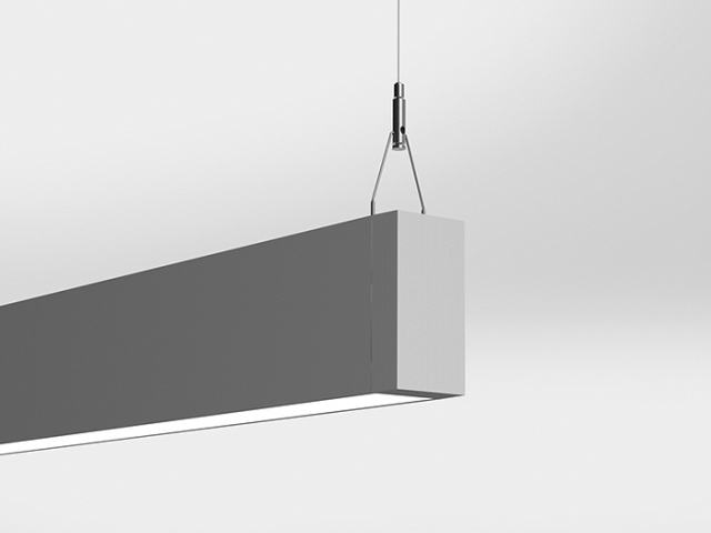 Microlinea Suspended Indirect/Direct Series 2 with LOH Lens