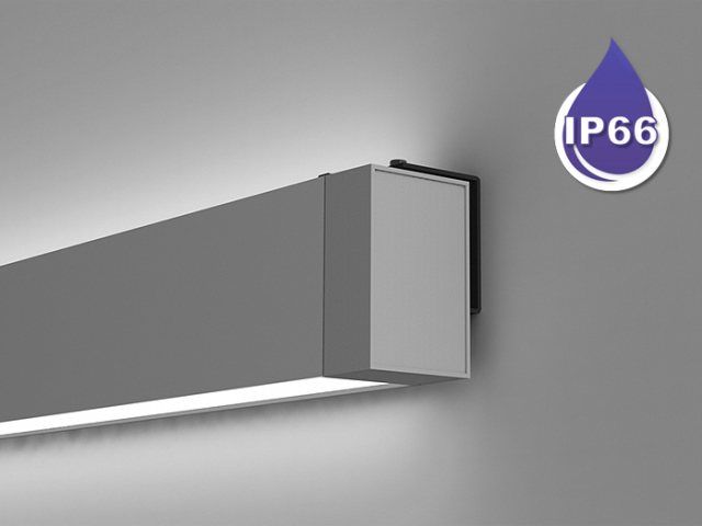 Microlinea Series 3 Wet Location Wall Mount - Indirect/Direct