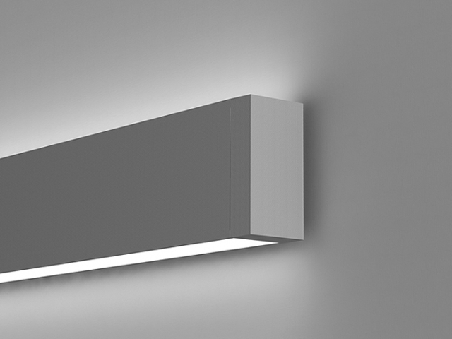 Microlinea Wall Mount Indirect/Direct Series 2 with Standard LOH Lens