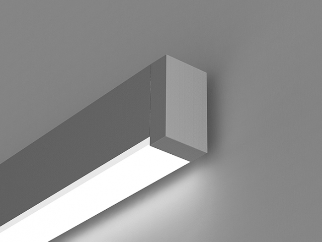 Microlinea Wall Mount Direct Series 2 with Accent Lens