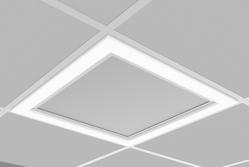 Microquad Recessed 2 X 2 - Accent Lens