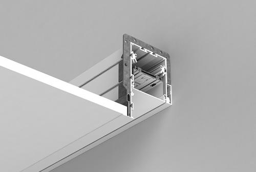 Perimeter System 3 Recessed Series - Flush Tile