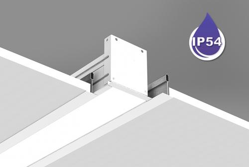 Microlinea Recessed Series 3 Wet Location - Grid Ceiling