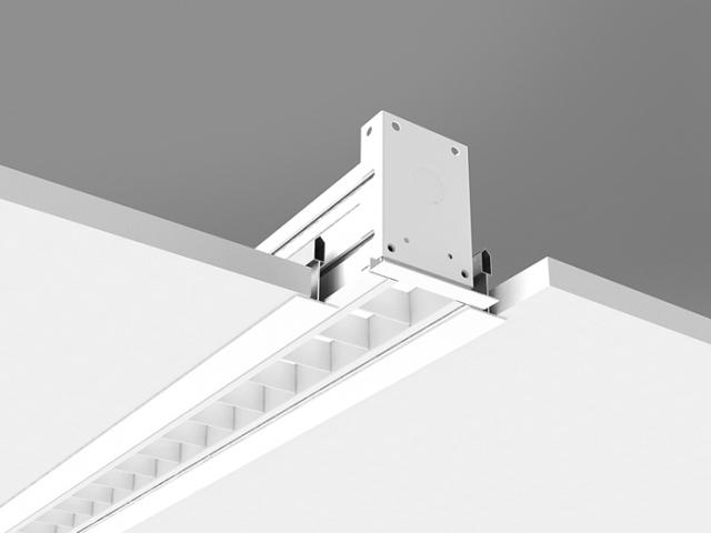 QuadraCel Recessed Series - Grid Ceilings